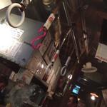 大阪焼トンセンター - フラフラに酔ったら、吊り革におつかまりくださ~いwww