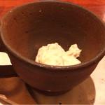 粋魚 むらばやし - コースの豆腐