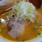 らー麺味噌やす - 料理写真:コク味噌ラーメン