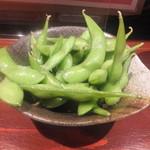薩摩のくつろぎ酒場 わびさび - 枝豆