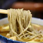 そば処 まる山 - 麺リフト