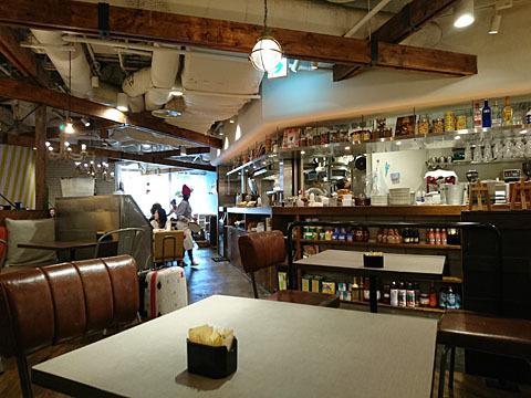 カフェ バイ ザ シー cafe by the sea 新宿 カフェ 食べログ