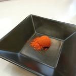 カレータンタン麺 花虎 - 「3辛」10円を追加