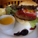 もうひとつの風景 - 限定10個のハンバーガー