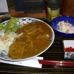 6070312 - 加賀野菜レンコンカレー