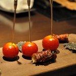 レストラン フランセ  グリグリ - アミューズ