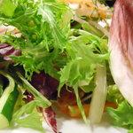 犇和 - 三浦産地野菜のサラダ♪