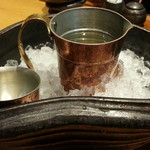 60700334 - おすすめ酒から長野の豊香700円