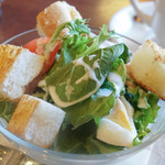 星乃珈琲店 - サラダモーニング