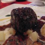 resutoranrengaya - 牛フィレ肉のステーキ