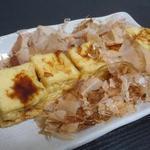藤方豆腐店 - ちびっこ生揚げ180円(木綿)