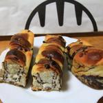 パンのトラ - チョコ棒