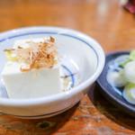 翁庵 - 豆腐