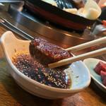 だるま 本店 - だるま本店(北海道札幌市中央区南五条西4)ヒレ肉