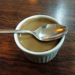 福家食堂 - コーヒーゼリー付き