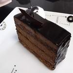 こぐま洋菓子店 - チョコケーキ