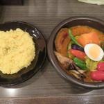 カナコのスープカレー屋さん 泉セルバ店