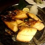 個室和食居酒屋 三芳 - 真サバの炙り焼き