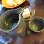 板そば 喜右衛門 - 日本酒
