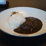 東洋軒 - 松阪牛ブラックカレー