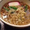 瑞光庵 - 料理写真:たぬきそば¥650