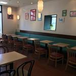 神戸ブランド - カフェスペース
