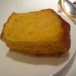 代官山ASO チェレステ - トマト風味のパン