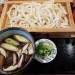 うちたて家 - 【2016/12】きのこ汁