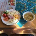 60709140 - サラダ&スープ
