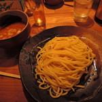 つけ麺屋 やすべえ - 【辛味つけ麺 並盛】780円