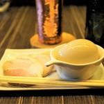 中華蕎麦 三藤 - 叉焼、煮玉子・ぬき&麦酒