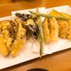 蕎麦居酒屋 そば蔵 - 料理写真:12月の野菜天盛