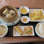 上海料理 蓮 - 飲茶ランチ