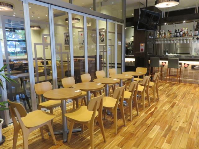 トラベルカフェ 店舗