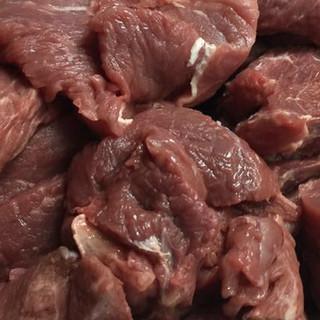 冷凍肉は一切使いません