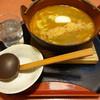 つるつるうどん青空 - 料理写真:天ぷら入りカレー煮込うどん(1,080円)