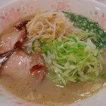 ファミリーホール - 2010-12-04 山形屋あっさり味ラーメン780円