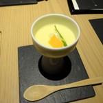 中目黒いぐち 麻布十番店 - 茶碗蒸し