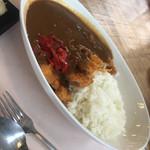 コボルト - 料理写真:カツカレー