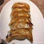 たかばしラーメン - 餃子