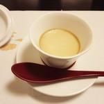 円山鳥居前むな形 - フォアグラ茶碗蒸し