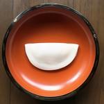 川端道喜 - 御菱葩 試餅
