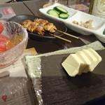 チキンフィート - 料理2