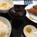 60724720 - ササミフライ定食
