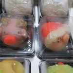 菓子司さかもと - 料理写真: