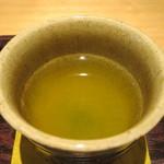 もみじ茶屋 - 煎茶アップ