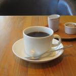 umi cafe - ホットコーヒー(深煎り)