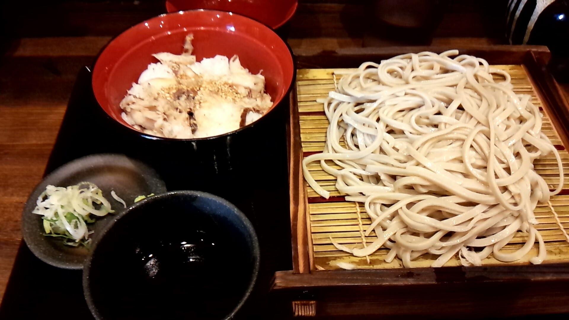 蕎麦冷麦 嵯峨谷 阿佐ヶ谷店