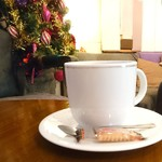 cafe na. - ホットコーヒー     550円