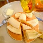 cafe na. - スマイルホットケーキ